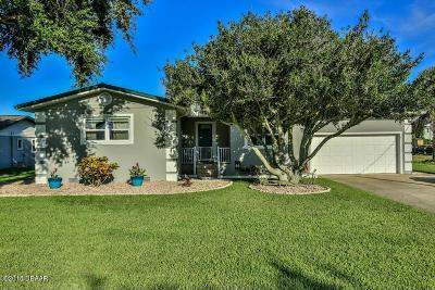Volusia County Single Family Home For Sale: 1000 Shockney Drive