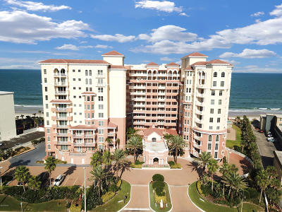 Daytona Beach Shores Condo/Townhouse For Sale: 2515 S Atlantic Avenue #210