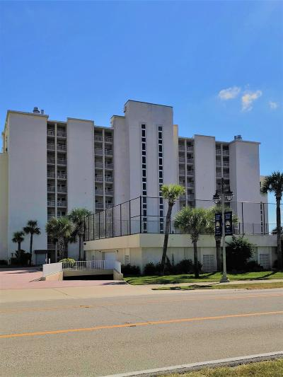 Volusia County Condo/Townhouse For Sale: 3831 S Atlantic Avenue #202