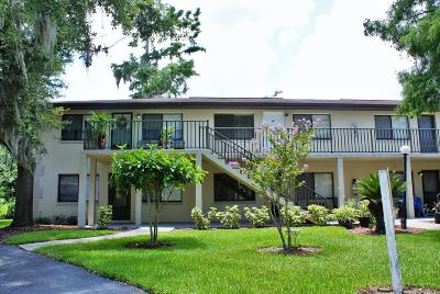 South Daytona Condo/Townhouse For Sale: 1601 Big Tree Road #405