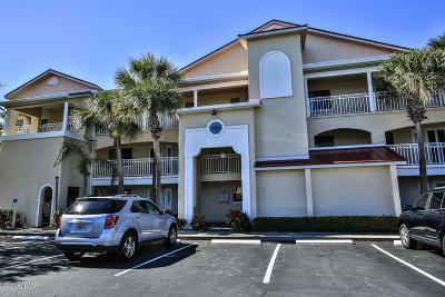 Volusia County Condo/Townhouse For Sale: 456 Bouchelle Drive #103