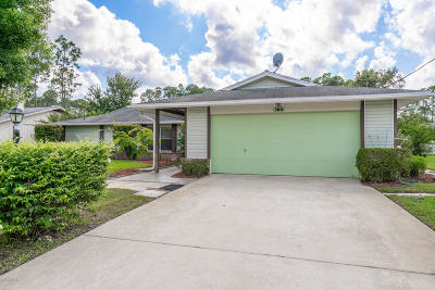 Palm Coast Single Family Home For Sale: 163 Belleaire Drive
