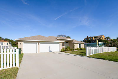 Daytona Beach Single Family Home For Sale: 121 Harrison Road