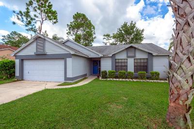 Port Orange Single Family Home For Sale: 1518 Casey Lane