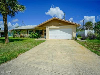 Ormond Beach FL Single Family Home For Sale: $239,900