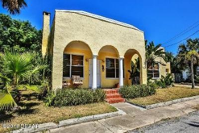 Daytona Beach Single Family Home For Sale: 319 Temko Terrace