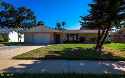 Daytona Beach Single Family Home For Sale: 1425 Ruthbern Road