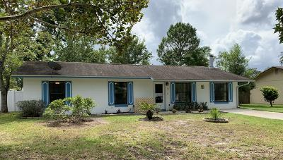 Daytona Beach Single Family Home For Sale: 7 General Doolittle Road