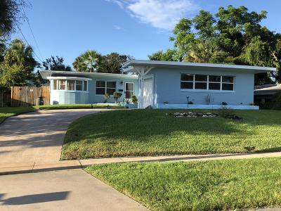 Daytona Beach Single Family Home For Sale: 205 Woodland Avenue