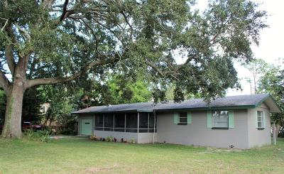 Daytona Beach Single Family Home For Sale: 1145 Florida Avenue