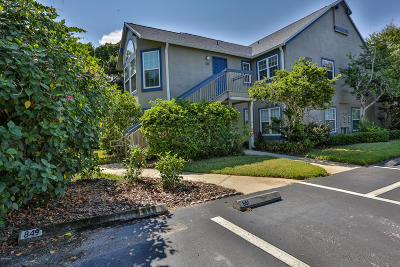New Smyrna Beach Condo/Townhouse For Sale: 849 Windover Court