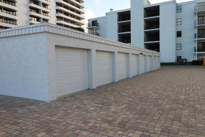 Daytona Beach Shores Condo/Townhouse For Sale: 3747 S Atlantic Avenue #2050