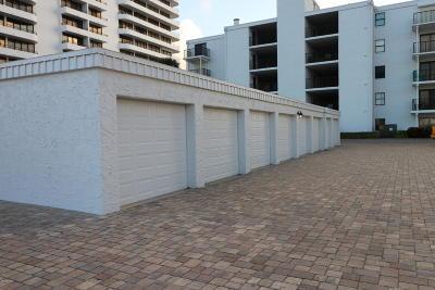 Daytona Beach Condo/Townhouse For Sale: 3747 S Atlantic Avenue #2050