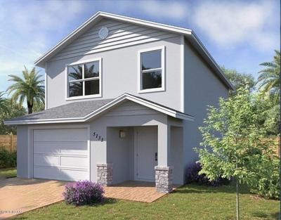 Port Orange Single Family Home For Sale: 5138 Taylor Avenue