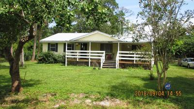 Daytona Beach Single Family Home For Sale: 1749 Popwell Trail