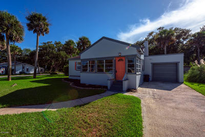 Port Orange Single Family Home For Sale: 5730 Riverside Drive