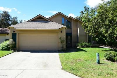New Smyrna Beach Single Family Home For Sale: 621 St Andrews Circle