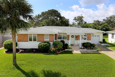 Daytona Beach Single Family Home For Sale: 228 Boylston Avenue