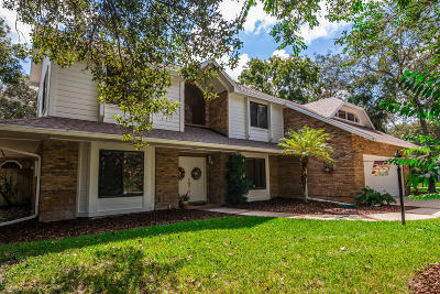 Ormond Beach FL Single Family Home For Sale: $385,000