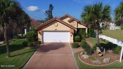 Flagler Beach Single Family Home For Sale: 1527 N Central Avenue