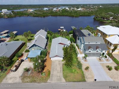Flagler Beach Single Family Home For Sale: 2538 Lakeshore Drive