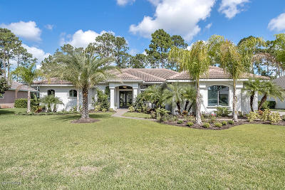 Spruce Creek Fly In Single Family Home For Sale: 2725 Autumn Leaves Drive