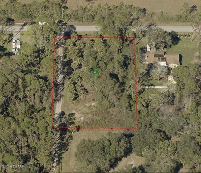 Ormond Beach FL Residential Lots & Land For Sale: $99,900