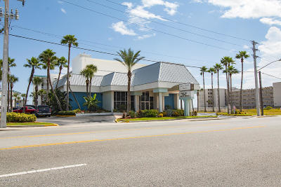 Volusia County Condo/Townhouse For Sale: 935 S Atlantic Avenue #117