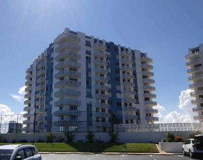 Volusia County Condo/Townhouse For Sale: 925 N Halifax Avenue #1007