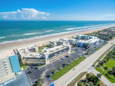 Volusia County Condo/Townhouse For Sale: 855 Ocean Shore Boulevard #230