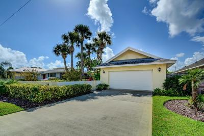 New Smyrna Beach Single Family Home For Sale: 219 Normandy Avenue