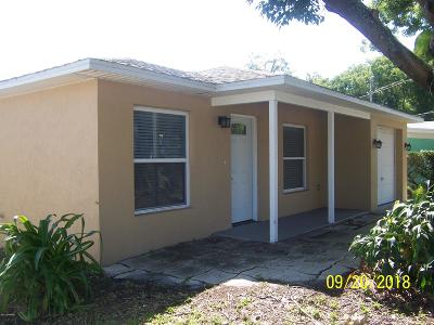 South Daytona Single Family Home For Sale: 2563 Anastasia Drive