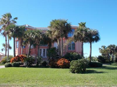 New Smyrna Beach Single Family Home For Sale: 1330 N Peninsula Avenue