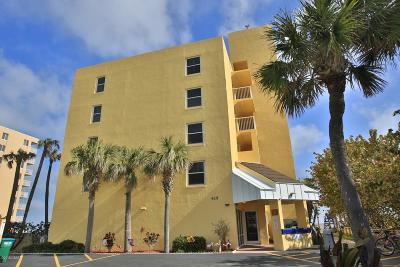 New Smyrna Beach Condo/Townhouse For Sale: 425 S Atlantic Avenue #402