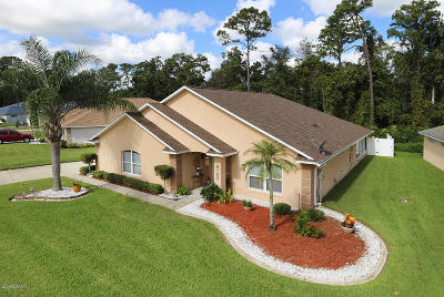Port Orange Single Family Home For Sale: 6168 Sabal Point Circle