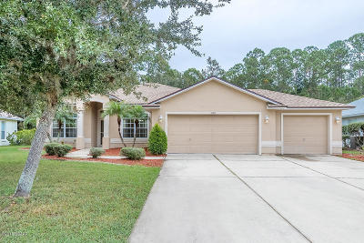 Port Orange Single Family Home For Sale: 1899 Creekwater Boulevard