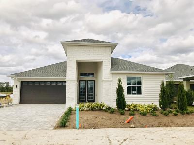 Venetian Bay Single Family Home For Sale: 3018 King Palm Dr Lot 129