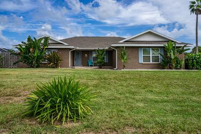 Ormond Beach Single Family Home For Sale: 1 Sea Watch Terrace