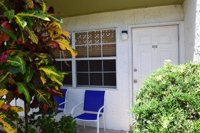 Volusia County Rental For Rent: 840 Center Avenue #99