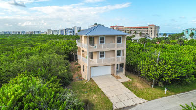New Smyrna Beach Single Family Home For Sale: 815 Bass Avenue