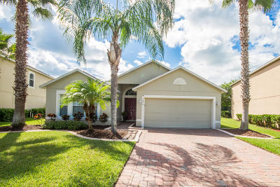 Port Orange Single Family Home For Sale: 3876 Sunset Cove Drive