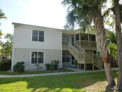South Daytona Condo/Townhouse For Sale: 1600 Big Tree Road #E7