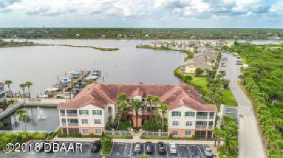 Palm Coast Condo/Townhouse For Sale: 200 Marina Bay Drive #203