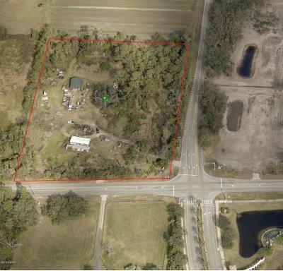 New Smyrna Beach Residential Lots & Land For Sale: 652 Airport Road