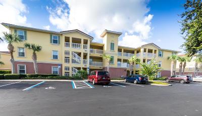 Palm Coast Condo/Townhouse For Sale: 1100 Canopy Walk Lane #1131