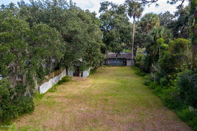 Port Orange Single Family Home For Sale: 5542 W Bayshore Drive