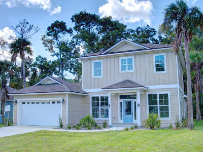 Daytona Beach Single Family Home For Sale: 420 Indigo Drive