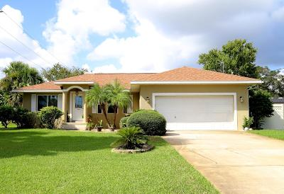 Daytona Beach Single Family Home For Sale: 1310 Old Kings Road