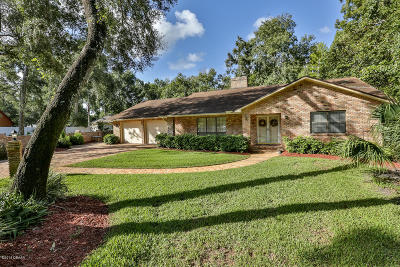 Ormond Beach Single Family Home For Sale: 348 Hickory Hill Place