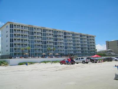 Daytona Beach Shores Condo/Townhouse For Sale: 3555 S Atlantic Avenue #5070
